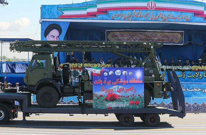 مسکو: ایران اس - ۳۰۰ را زودتر از موعد مقرر دریافت میکند