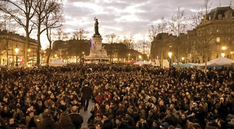 تججمع مردمی اروپا
