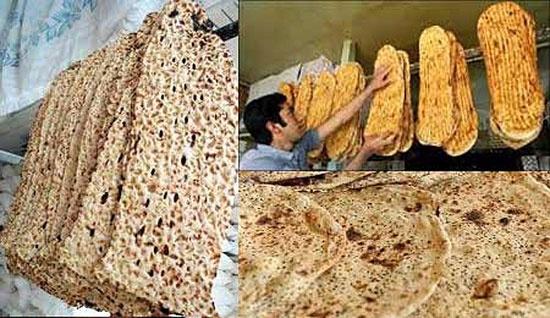 نان گران نمیشود | تخفیف قیمت گندم برای نانوایان