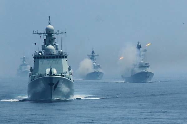 برگزاری رزمایش دریایی مشترک ایران و پاکستان در تنگه هرمز