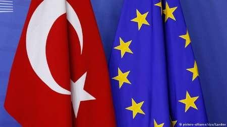 مشاجره اتحادیه اروپا با ترکیه تشدید شد