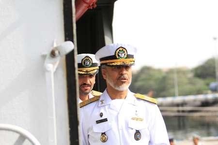 سیاری: تحریمها تاثیری در توان نیروی دریایی ایران ندارد