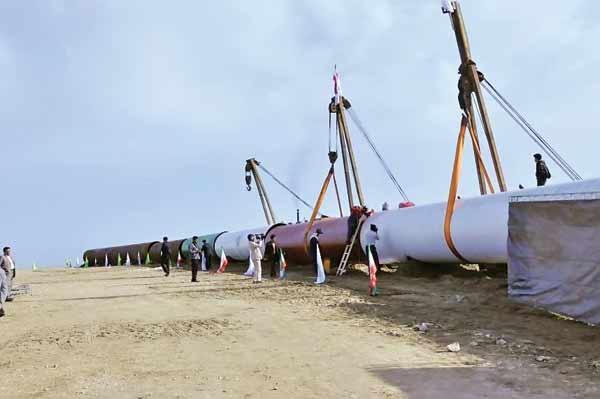 تأکید رئیسجمهور بر اجرای طرح انتقال آب خزر به سمنان