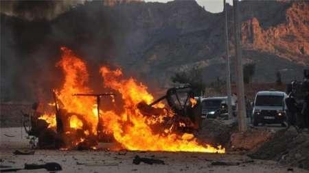 سه نظامی ترکیه بر اثر انفجار بمب کشته شدند