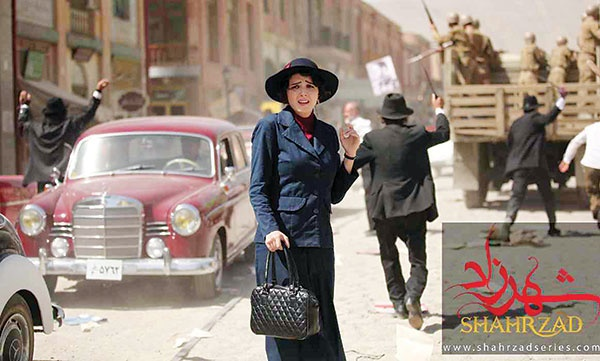 فیلم ایرانی شهرزاد