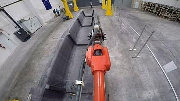 بزرگترین روبات جهان ساخته شد