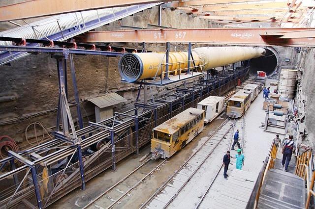 بهرهبرداری از ۱۳ ایستگاه خط ۶ مترو در دهه فجر