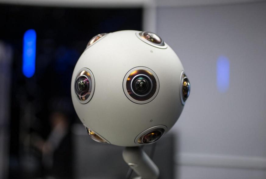 حضور دوربین واقعیت مجازی نوکیا در پشت صحنه فیلمهای دیزنی