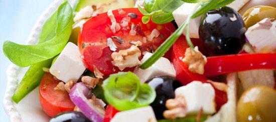 کاهش خطر سکته دوم با پیروی از رژیم غذایی مدیترانهای