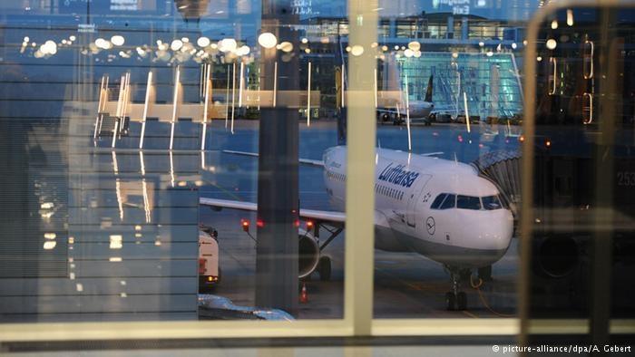 اعتصاب در شش فرودگاه آلمان | مسافرتهای هوایی مختل شد