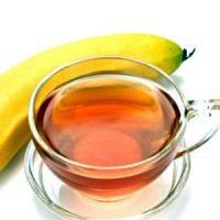 معجزه چای موز در درمان بیخوابی