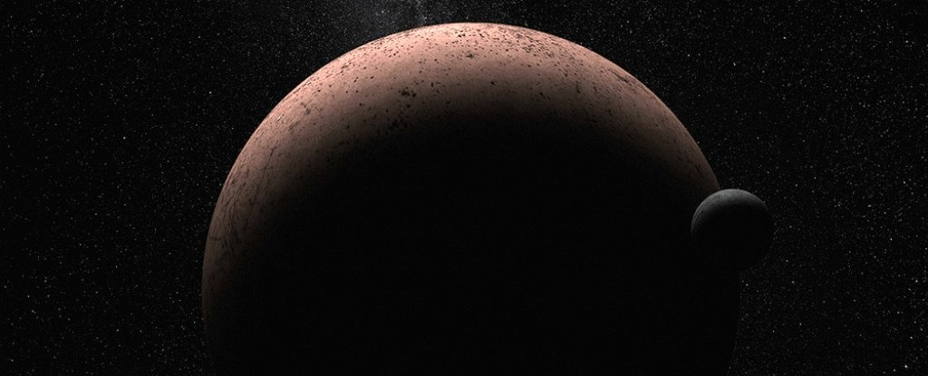 کشف یک قمر جدید در پس سامانه خورشیدی توسط هابل