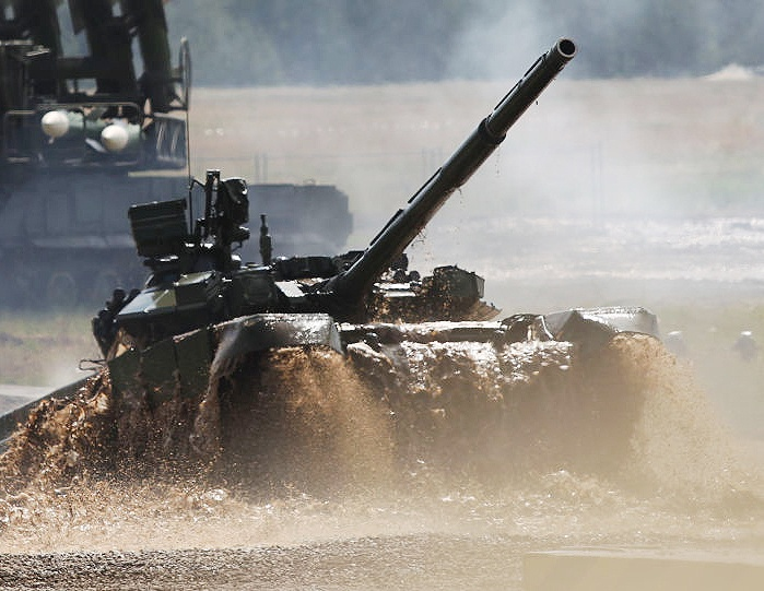 امکان تولید تحت لیسانس تانکهای روسی در ایران
