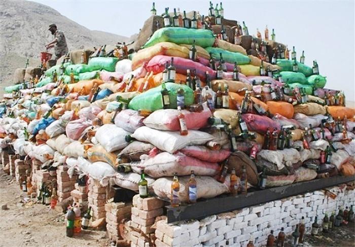 بیشترین مواد مخدر از مرز پاکستان وارد کشور میشود