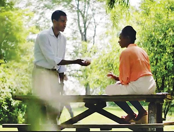 فیلم زندگی نخستین رئیسجمهور سیاهپوست آمریکا