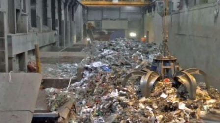 زبالهسوزی که دی اکسید کربن جذب میکند