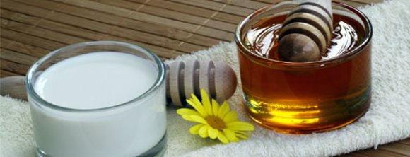 فواید شیر عسل برای دستگاه گوارش