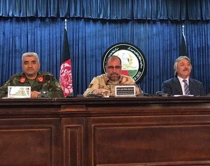 تهدید رییس ستاد ارتش افغانستان به تقابل نظامی با پاکستان