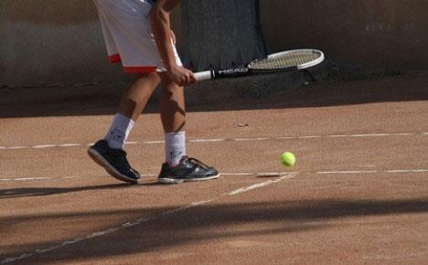 تور تنیس آسیا؛ علی میرزایی و عنوان قهرمانی را کسب کردند
