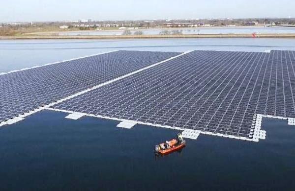 اروپا در انتظار پایان ساخت بزرگترین مزرعه خورشیدی