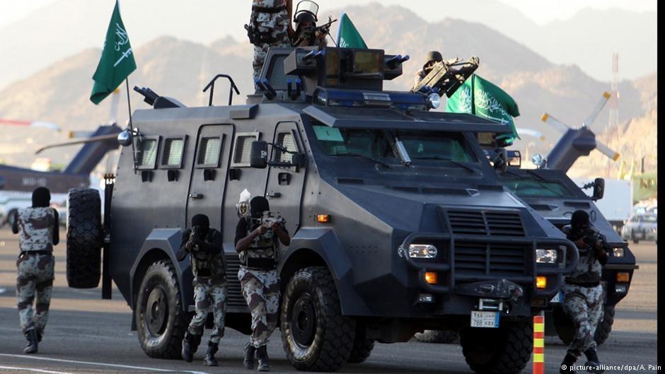 بودجه نظامی عربستان بیش از روسیه است
