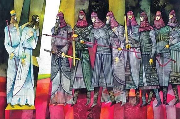 نمونهای از آثار پژمان رحیمیزاده