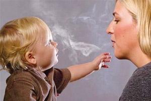 سیگار کشیدن در دوران بارداری بر DNA نوزاد تاثیر میگذارد