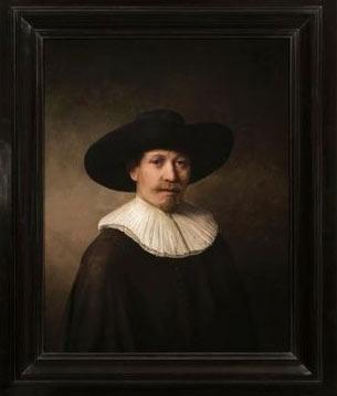 نقاشی رامبراند را سهبعدی ببینید