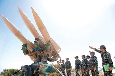 پدافند هوایی با اقتدار در رژه ۲۹فروردین شرکت خواهد کرد