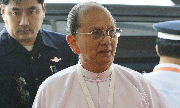 رئیس جمهور پیشین میانمار راهب شد
