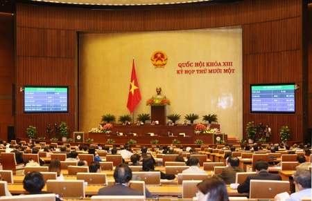دولت جدید ویتنام با ۲۱ چهره تازه معرفی شد