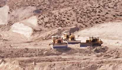 تخریب محوطههای تاریخی در پروژه انتقال آب خلیجفارس