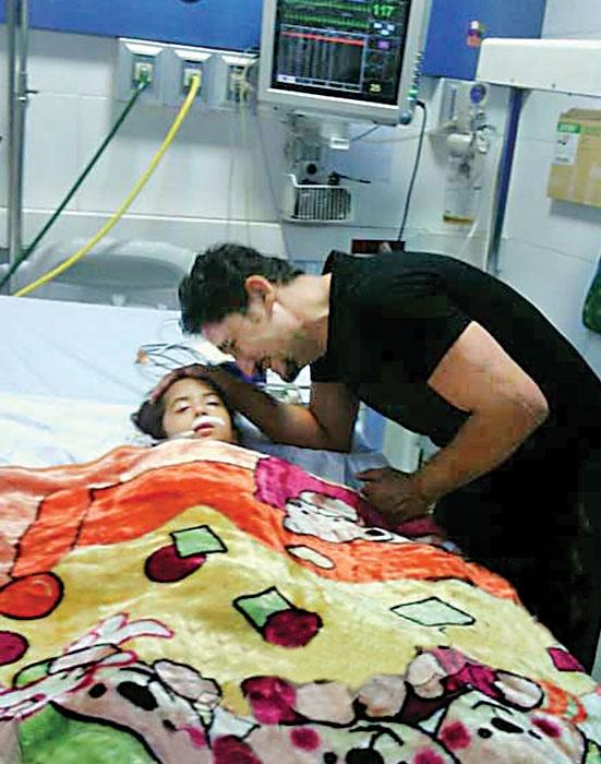 مرگ مغزی دختربچه ۶ ساله پس از عمل لوزه