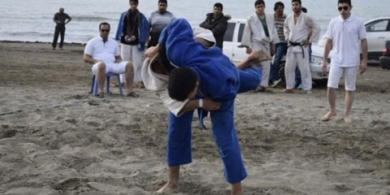 خراسان شمالی فاتح رقابتهای کوراش ساحلی قهرمانی ایران شد
