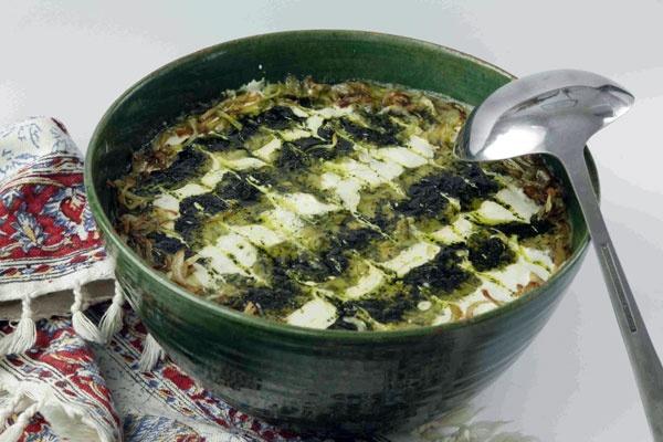 آشنایی با روش تهیه آش ماسوا - غذای محلی بروجرد