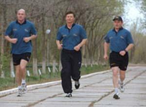 تاثیر ورزش دو بر بهبود تراکم استخوان