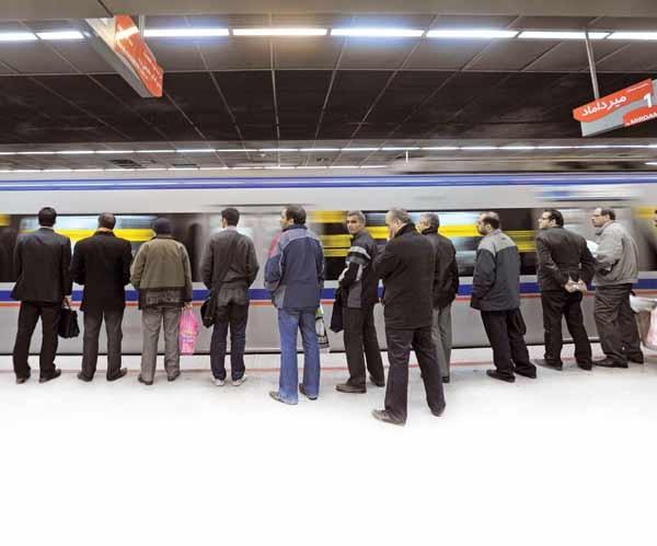حرکت مترو به مقصدنمایشگاه کتاب سریعتر شد