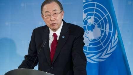 بان کی مون قتل پنج صلحبان سازمان ملل در مالی را محکوم کرد