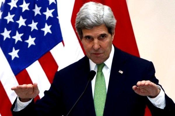 جان کری: آمریکا در افغانستان باقی خواهد ماند
