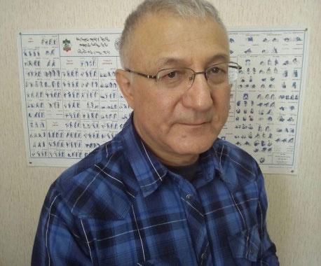 """""""نصرت خان ولیاف""""  ازبکستانی رسما سرمربی تیم ملی جودوی ایران شد"""