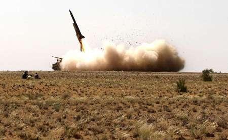 پایان مرحله اول رزمایش بیتالمقدس با شلیک موشکهای نازعات و فجر
