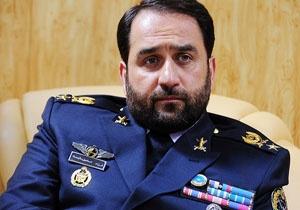 پیام فرمانده قرارگاه پدافند هوایی به مناسبت سوم خرداد