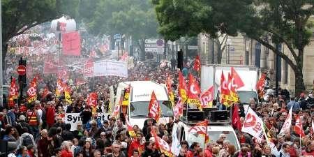 تشدید مخالفت ها با اصلاح قانون کار در فرانسه