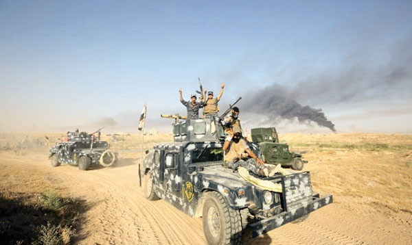 عراق -داعش