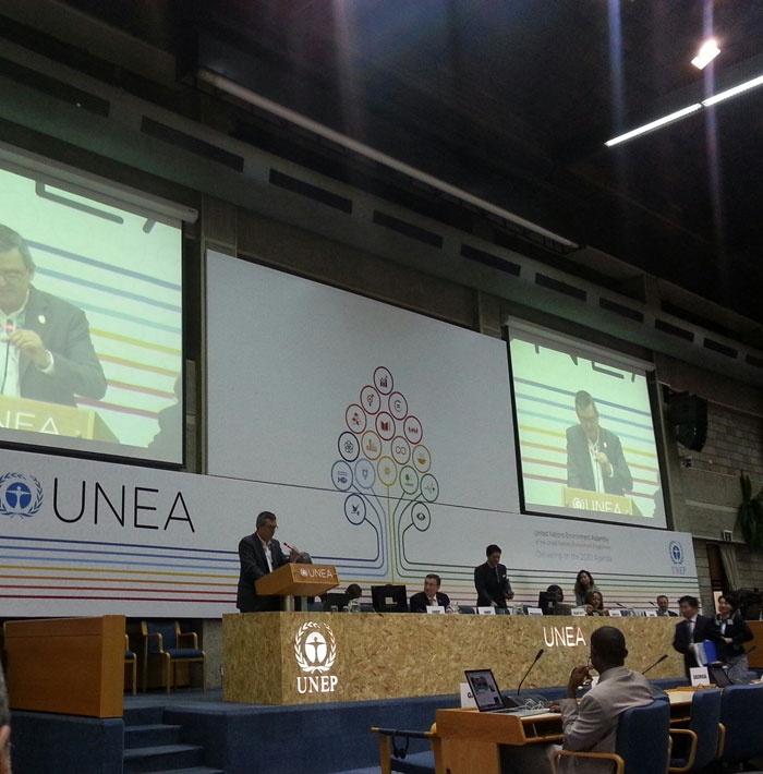 آغاز دومین مجمع محیط زیست ملل متحد در نایروبی کنیا
