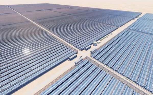 راهاندازی نیروگاه عظیم خورشیدی برای تولید نفت