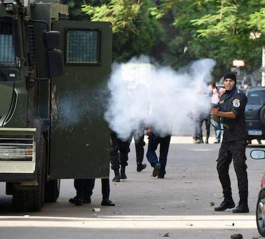 انتقاد عفو بینالملل از اروپاییها به دلیل فروش سلاح به مصر