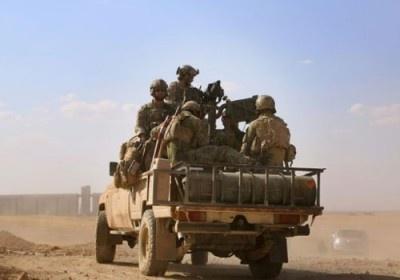 شدت یافتن عملیات نظامی علیه داعش در عراق و سوریه
