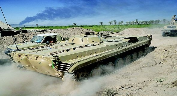 محاصره فلوجه کامل شد | آمادگی نیروهای عراقی برای عملیات ورود به شهر