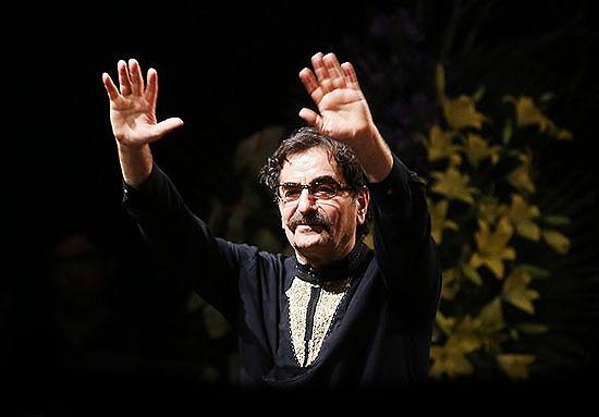 لغو مجدد کنسرت شهرام ناظری با دستور دادستان نیشابور